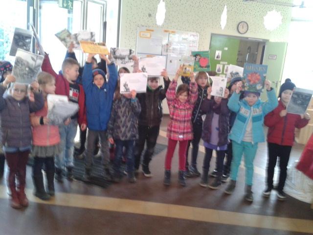 Unser Vorlesen (2b) im städtischen Kindergarten